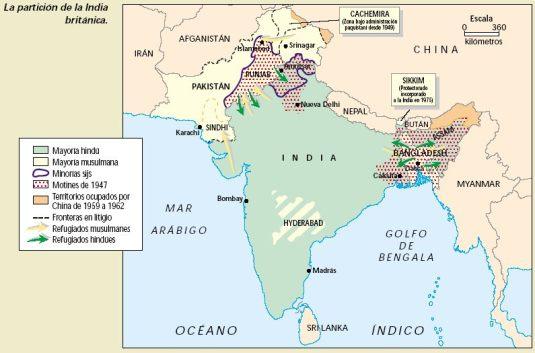 descolonizacic3b3n-india