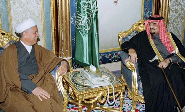 P-ARABIE SAUDITE-IRAN