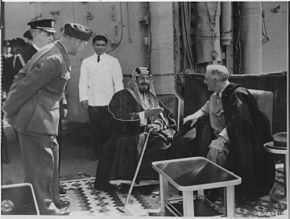 Franklin_D._Roosevelt_and_King_Ibn_Saud_of_Saudi_Arabia_at_Great_Bitter_Lake_in_Egypt_-_NARA_-_197295